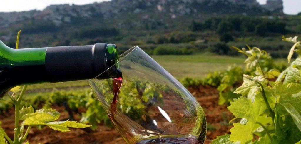Винодельческие регионы во Франции